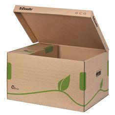 Esselte Archivační kontejner Eco s víkem
