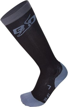 BootDoc nogavice Soul 9 (S), črne, 44-45