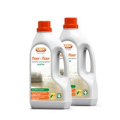 Vax Floor to Floor, 1.5L bottle; hard floor cleaning solution