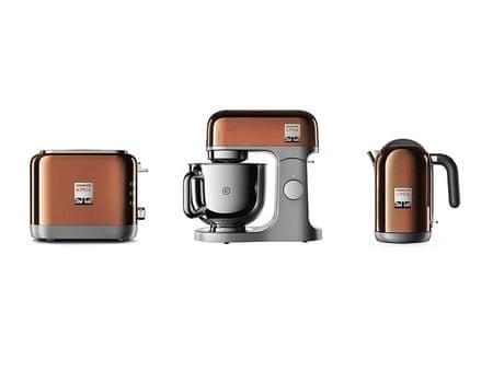 Kenwood toster+robot kuchenny+czajnik MPX 760 GD