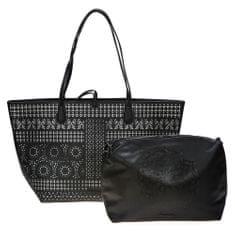 Desigual ženska ročna torbica črny Scapri No Revers Sandra