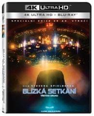 Blízká setkání třetího druhu (2 disky) - Blu-ray + 4K ULTRA HD