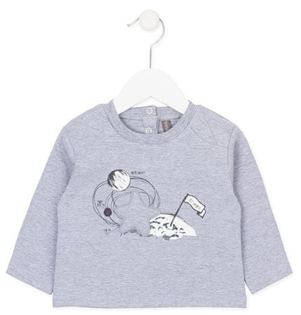 Losan chlapecká mikina 86 šedá - Alternativy  7b14d95fac