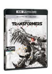 Transformers: Zánik (2 disky) - Blu-ray + 4K ULTRA HD
