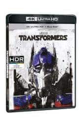 Transformers (2 disky) - Blu-ray + 4K ULTRA HD
