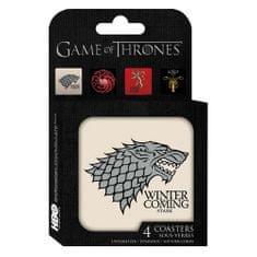 Podtácky Game of Thrones (4ks)