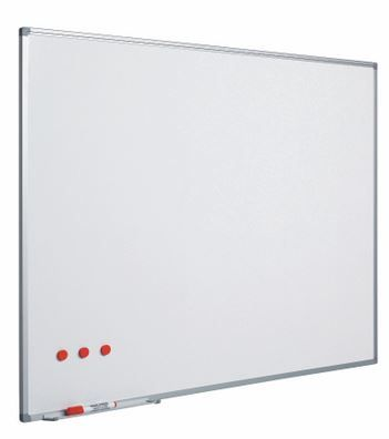 Piši-Briši bela magnetna tabla, 120 x 270 cm + komplet WH1227AX