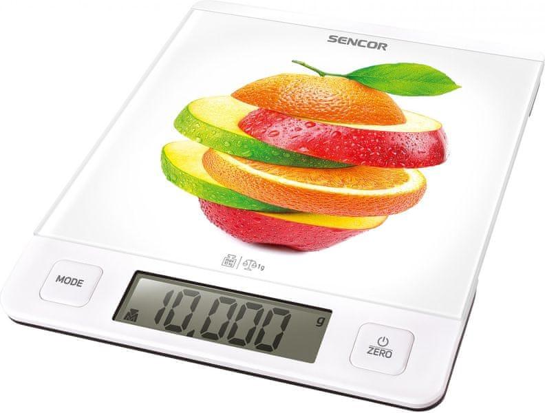 Sencor SKS 7000WH kuchyňská váha