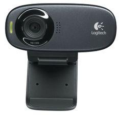 Logitech HD web kamera C310, USB
