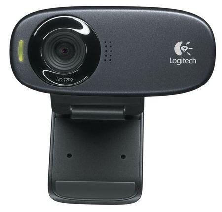 Logitech HD spletna kamera C310, USB