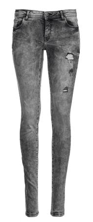 s.Oliver dámské jeansy 40/32 sivá