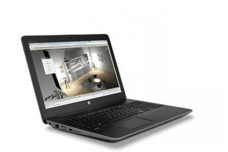 HP prenosnik ZBook 15 G4 i7-7700HQ/16GB/SSD512GB+1TB/15,6FHD/M1200/W10Pro (Y4E77AV)