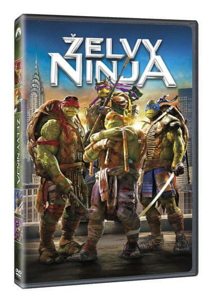 Želvy Ninja - DVD