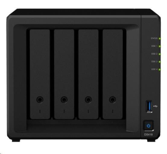 Synology DS418 DiskStation (DS418)