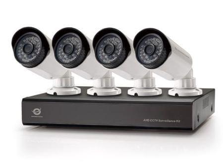 Conceptronic 4 kanalni AHD CCTV nadzorni sistem