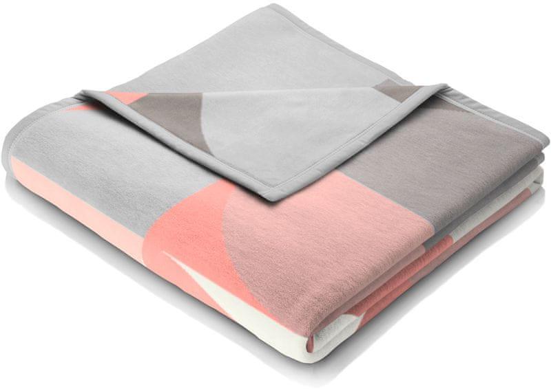 Biederlack letní deka Quadrant 150x200 cm