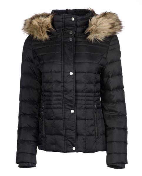 s.Oliver dámská bunda 36 černá