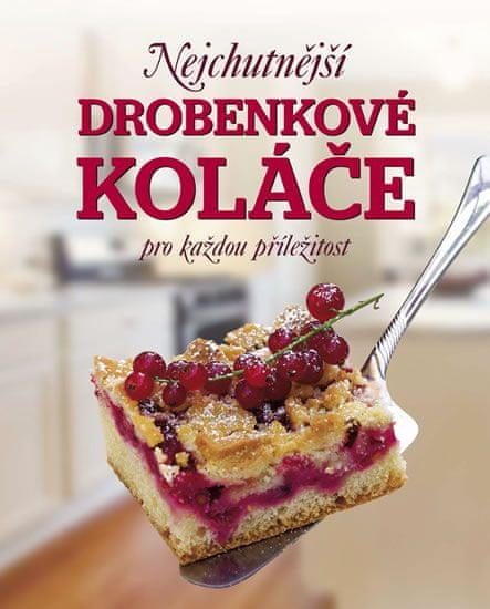 Jaros Patrik: Nejchutnější drobenkové koláče pro každou příležitost