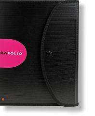 Organizér Exafolio A4 černý