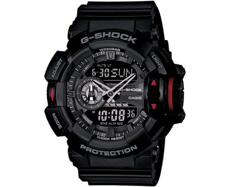 Casio The G/G-SHOCK GA 400-1B