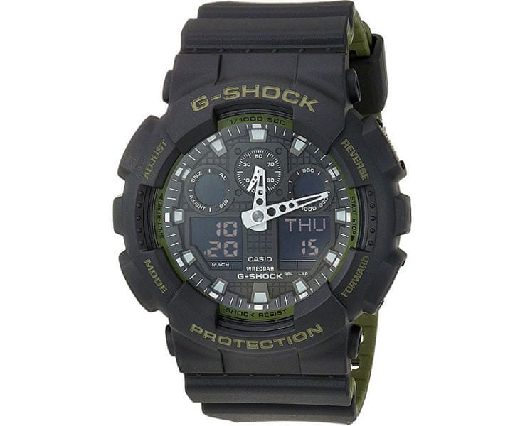 Casio The G/G-Shock GA 100L-1A