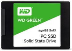 "WD SSD disk Green SATA3 6,35 cm (2,5"") 240 GB (WDS240G2G0A)"