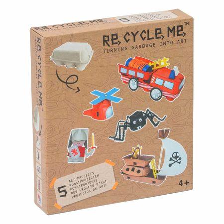 Re-cycle-me set škatla za jajca BS131