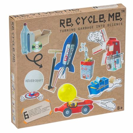 Re-cycle-me set znanost SC302
