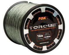 Fox Vlasec Torque Carp Line Green 1000 m