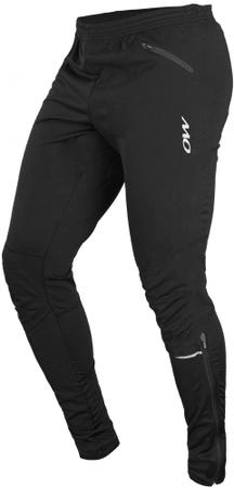 One Way moške športne hlače Calio Softshell Pants Short Zip Black, L, črne
