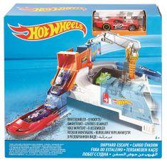 Hot Wheels Shipyard Escape hagyományos játékkészlet