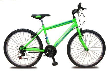 """Frejus X24 24"""" chlapecké zelené"""