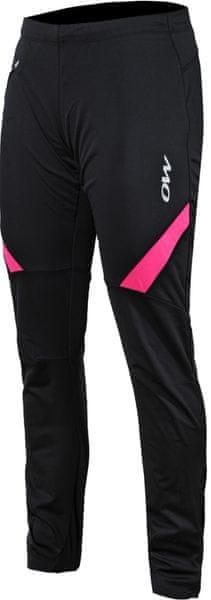 One Way Ranya Softshell Pants Black/Pink XS