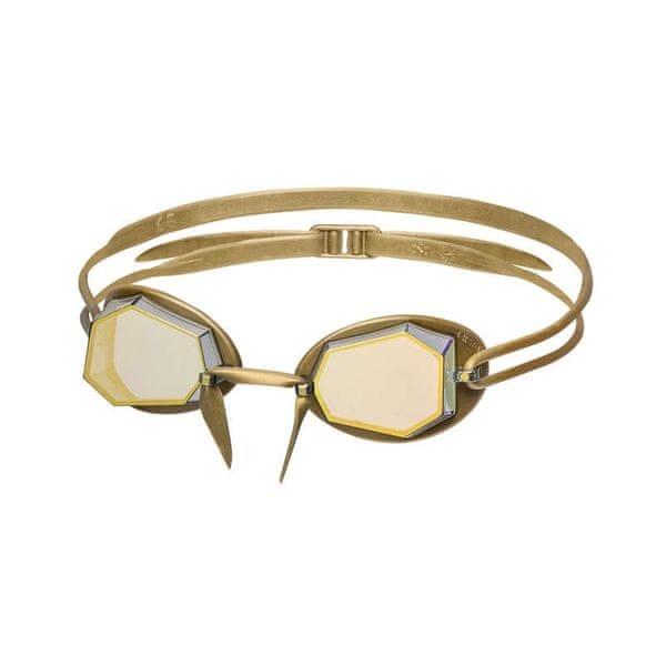 Head Brýle plavecké DIAMOND GOLD - zrcadlové