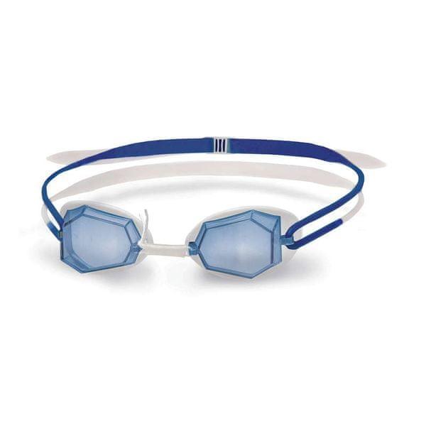Head Brýle plavecké DIAMOND, červený zorník