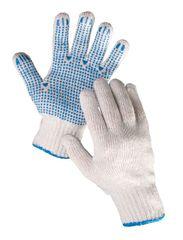 Červa Pracovné rukavice Plover s terčíkmi 9