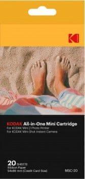Kodak Film pro Mini 2 a MInishot (20 ks)