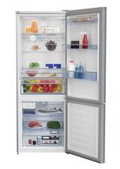 Beko kombinirani hladilnik CNE520EE0ZGW