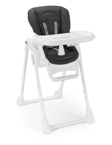 CAM Židlička Pappananna černá