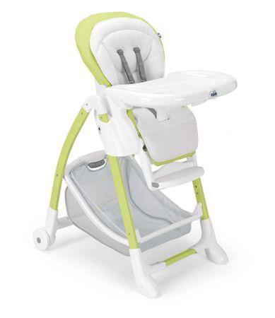 CAM Židlička Gusto zelená