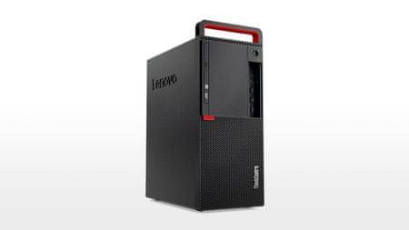 Lenovo namizni računalnik ThinkCentre M910t i7-7700/8GB/SSD256GB+1TB/W10P (10MM003EZY)