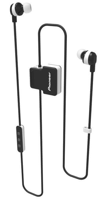 Pioneer SE-CL5BT-W bezdrátová sluchátka, bílá