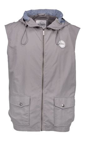 AQUA PRODUCTS Aqua Vesta High Neck Grey Gilet Hooded XXL