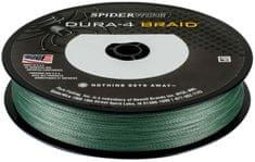 Spiderwire Splétaná Šňůra DURA4 150 m Green