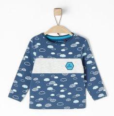 5bd6a8aae3a Luxusní kojenecká trička s.Oliver