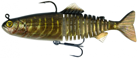 FOX RAGE Gumová Nástraha Replicant Jointed Super Natural Pike 18 cm