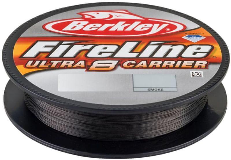 Berkley Šňůra Fireline Ultra 8 150 m Smoke 0,15 mm, 8,3 kg