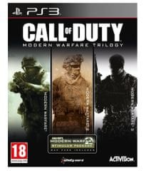 Activision Call of Duty Modern Warfare Collection Trilogy PS3