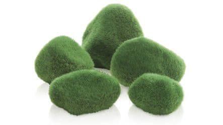 Oase Akvarijní dekorace zelené oblázky