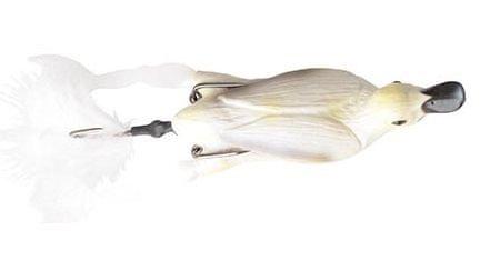 Savage Gear Mäkké Káčátko 3D Hollow Body Duckling A.K.A the fruck Biele 7,5 cm, 15 g